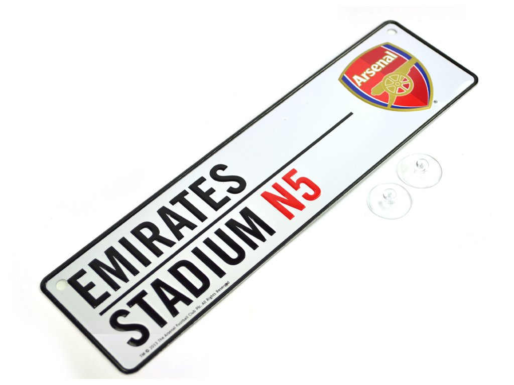 Cedule do okna Arsenal FC WS