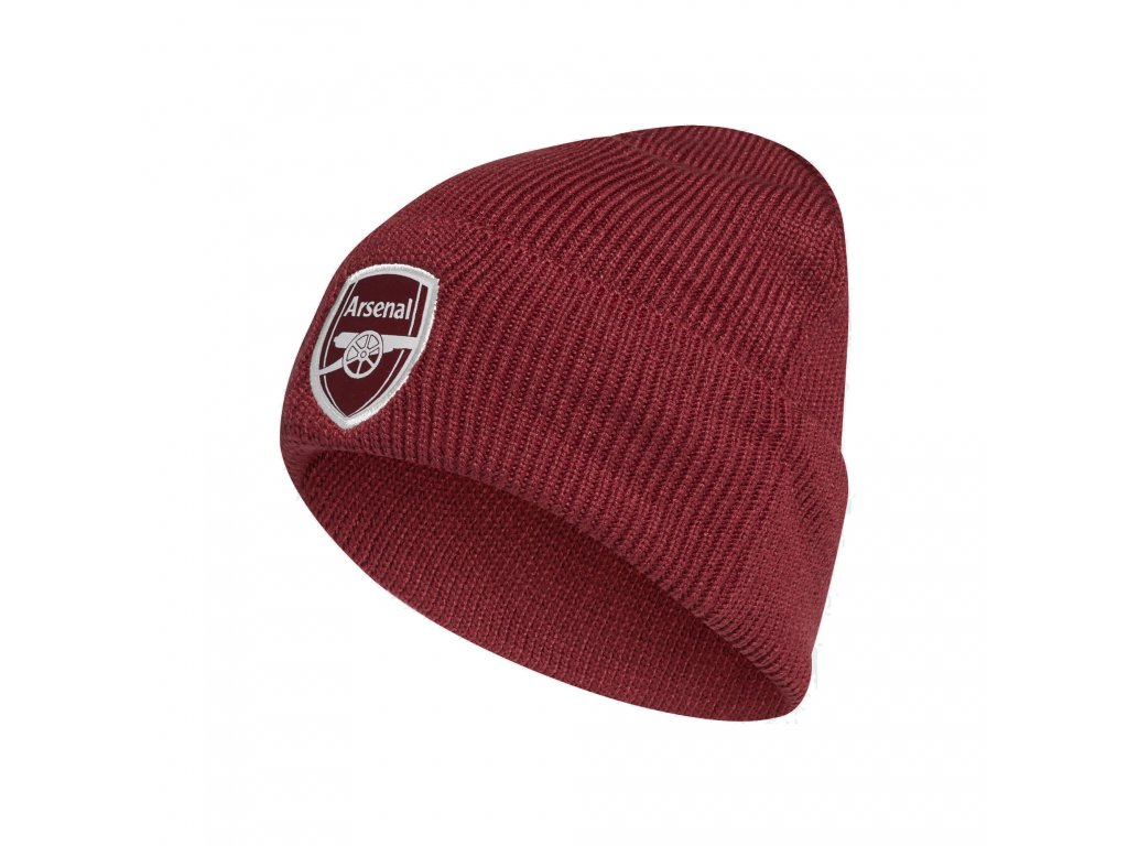Dětská zimní čepice Adidas Arsenal FC 20/21 red