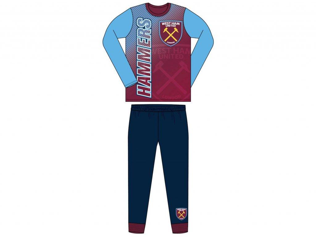 Dětské pyžamo West Ham United long