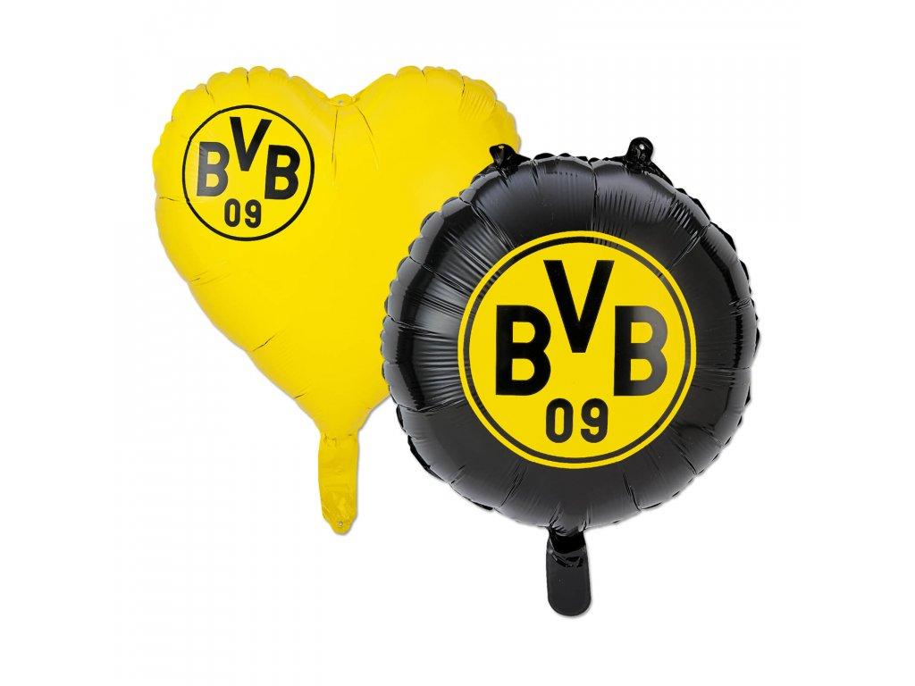 Fóliové balónky Borussia Dortmund 2ks