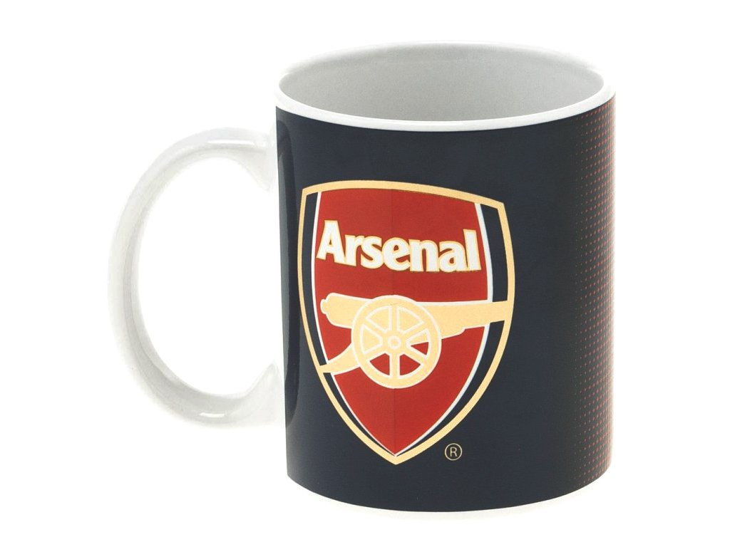 Hrnek Arsenal FC halftone 350ml