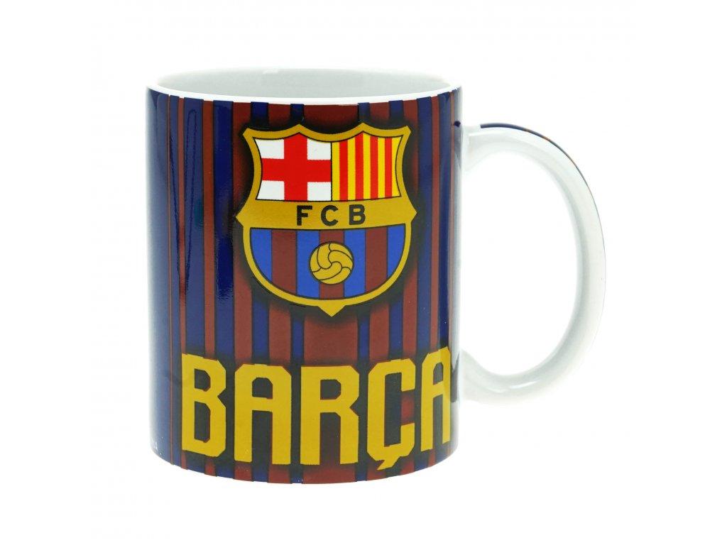 Hrnek FC Barcelona 320ml colorful
