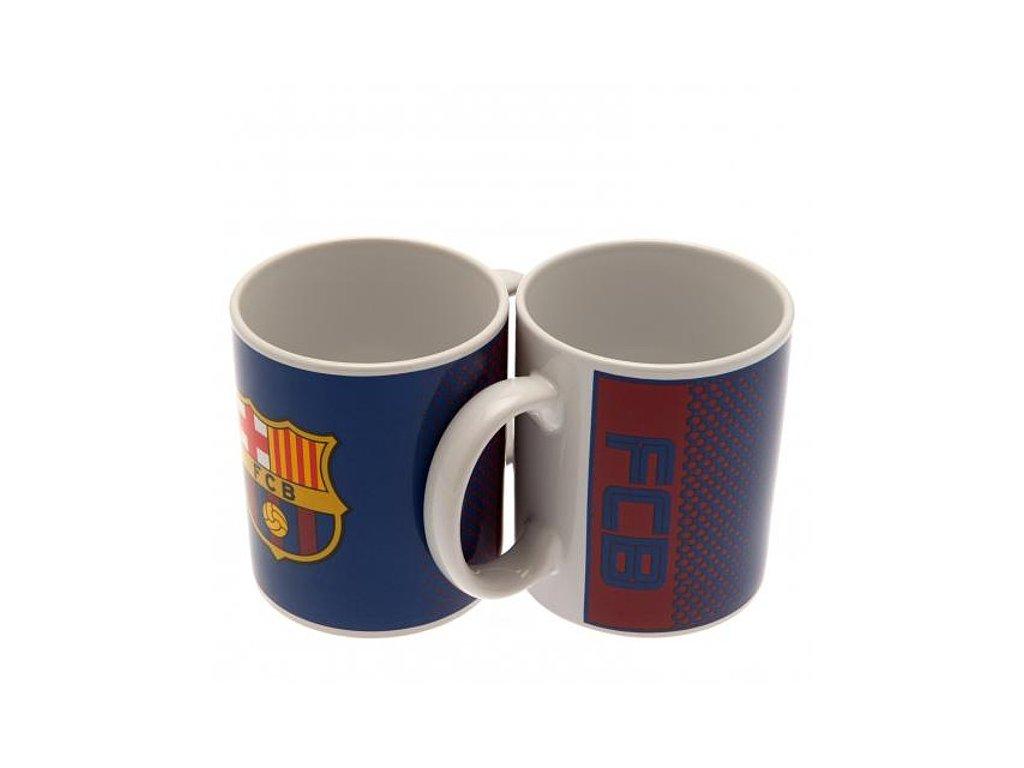 Hrnek FC Barcelona fade 300 ml