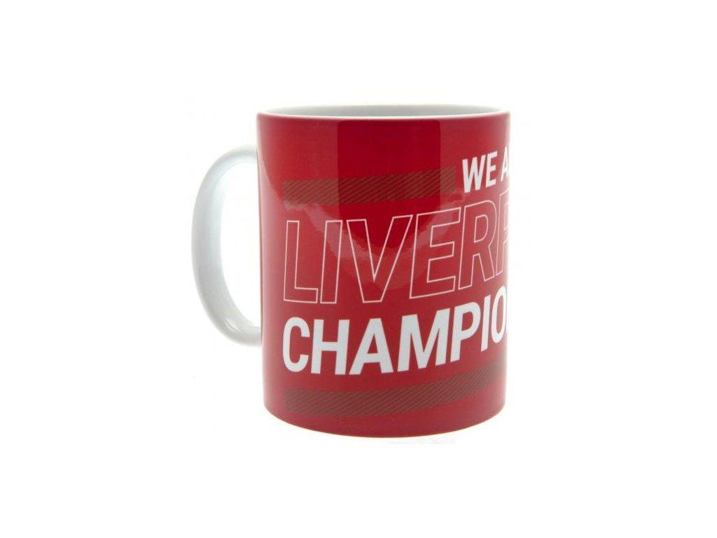 Hrnek Liverpool FC 350 ml Champions 19-20