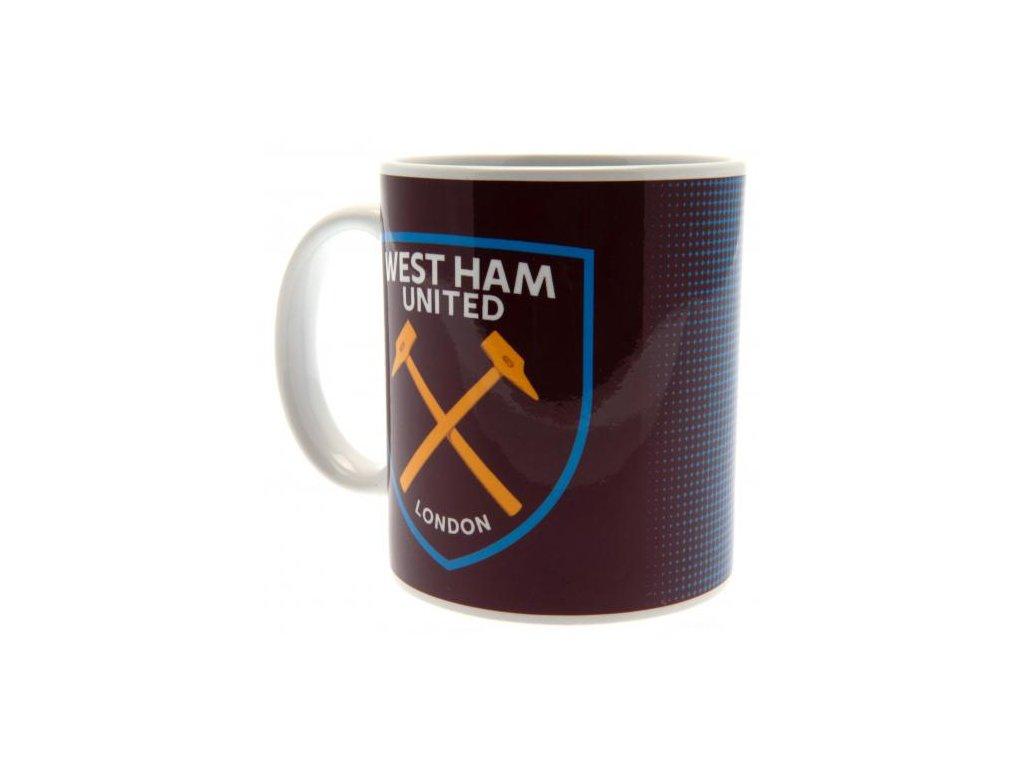 Hrnek West Ham United halftone 350ml