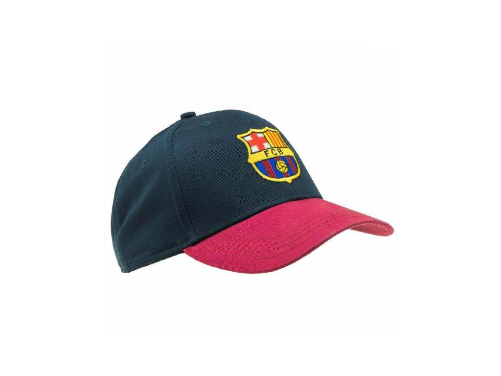 Kšiltovka FC Barcelona NB