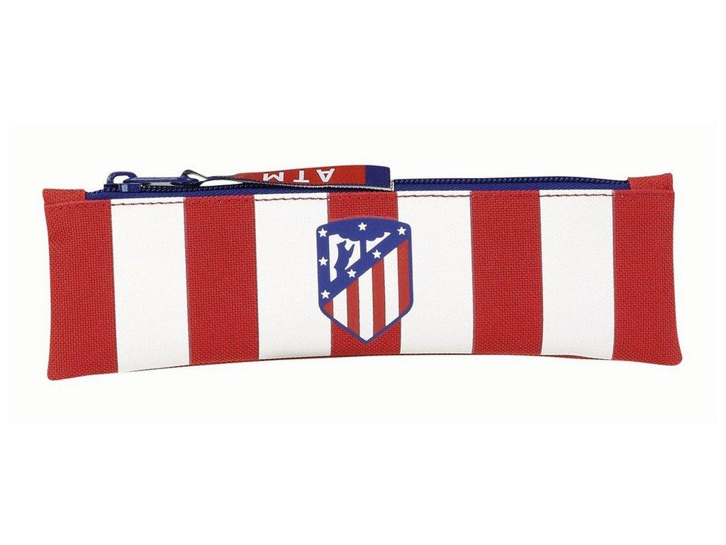 Malý penál Atletico Madrid 20x6cm