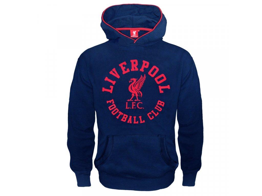 Mikina Liverpool FC navy