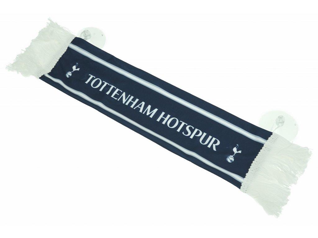 Mini šála Tottenham Hotspur s přísavkou