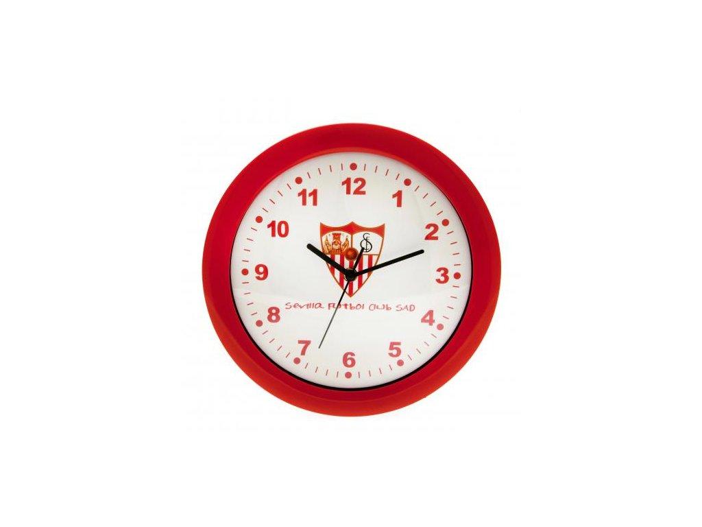 Nástěnné hodiny Sevilla FC