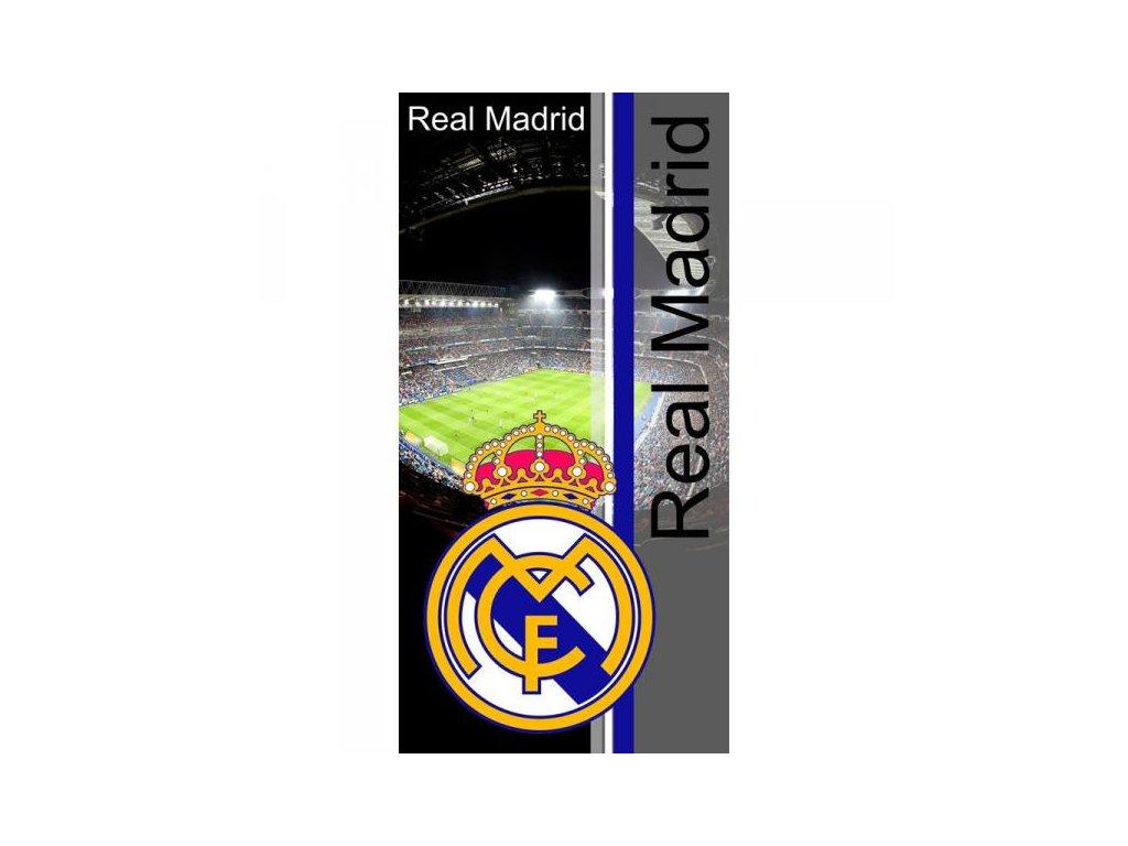 Osuška Real Madrid stadion 76x152 cm