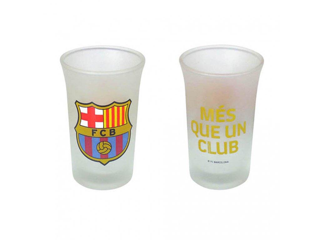 Panák FC Barcelona color 60 ml mat