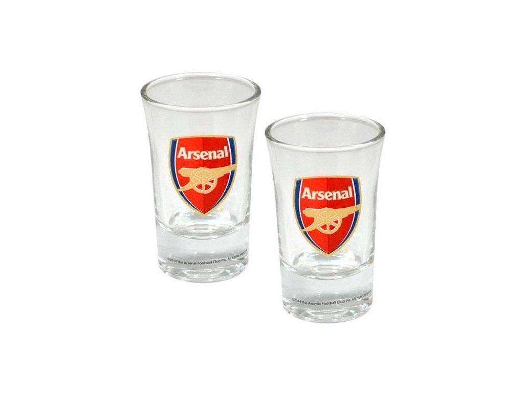 Panáky Arsenal 2ks