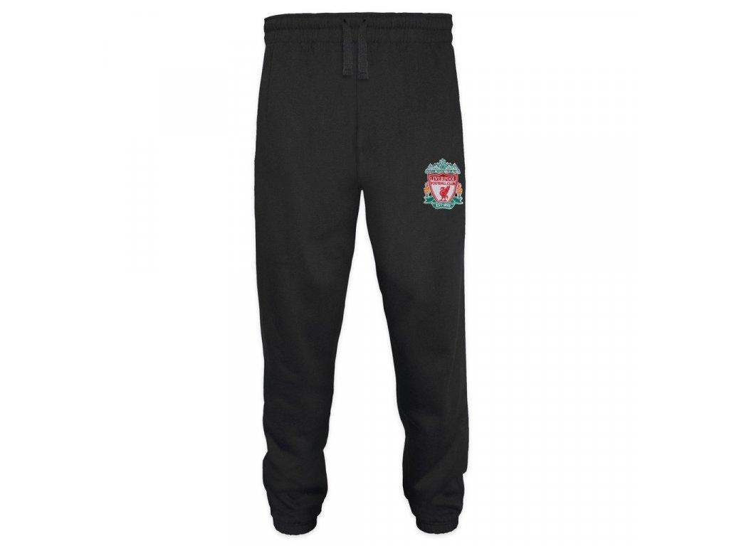 Pánské tepláky Liverpool FC černé