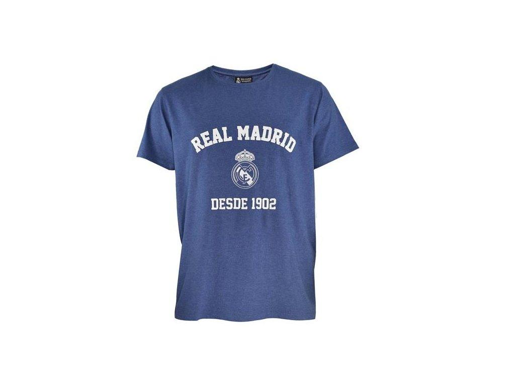 Pánské tričko Real Madrid desde navy