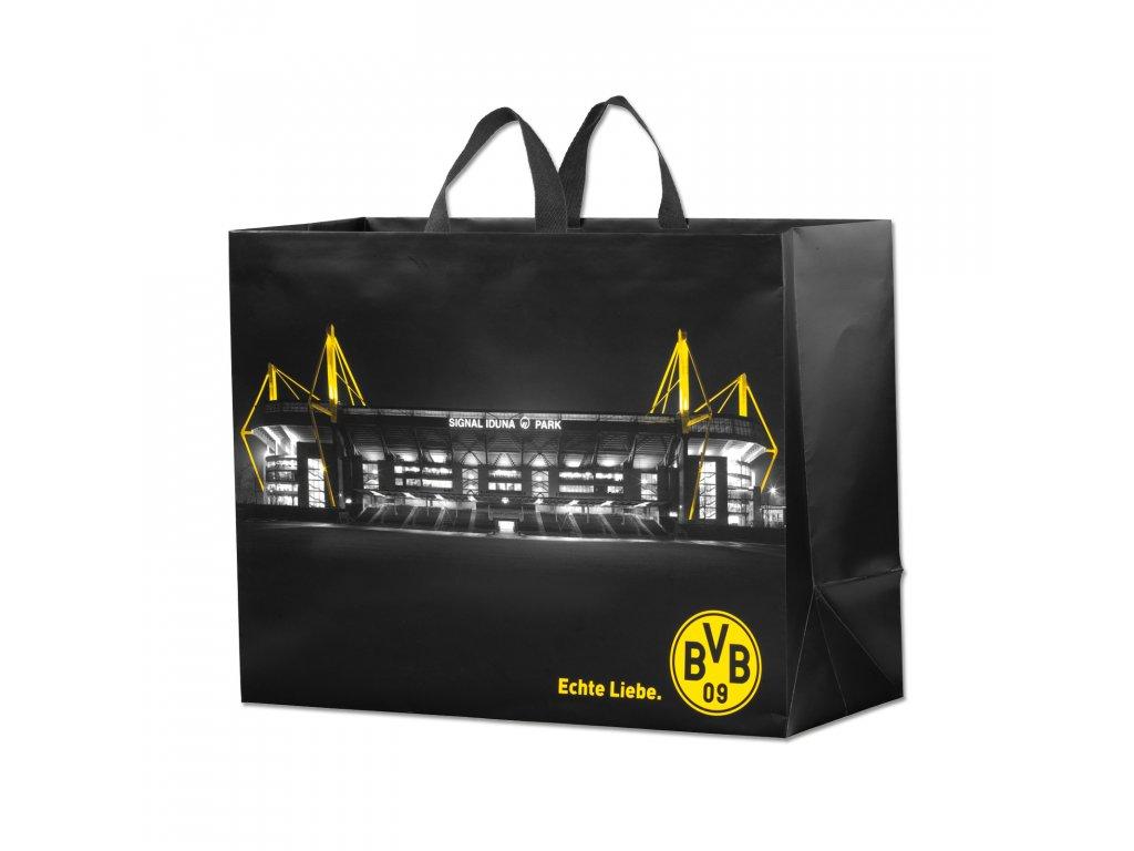 Papírová taška Borussia Dortmund maxi