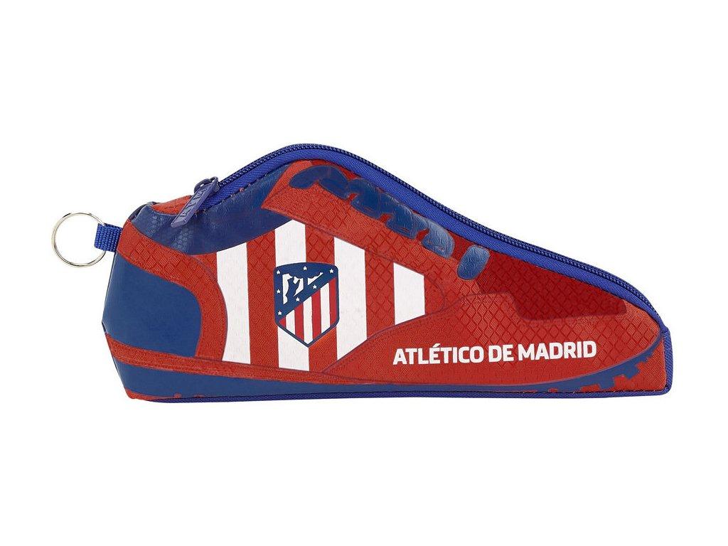 Penál Atletico Madrid kopačka