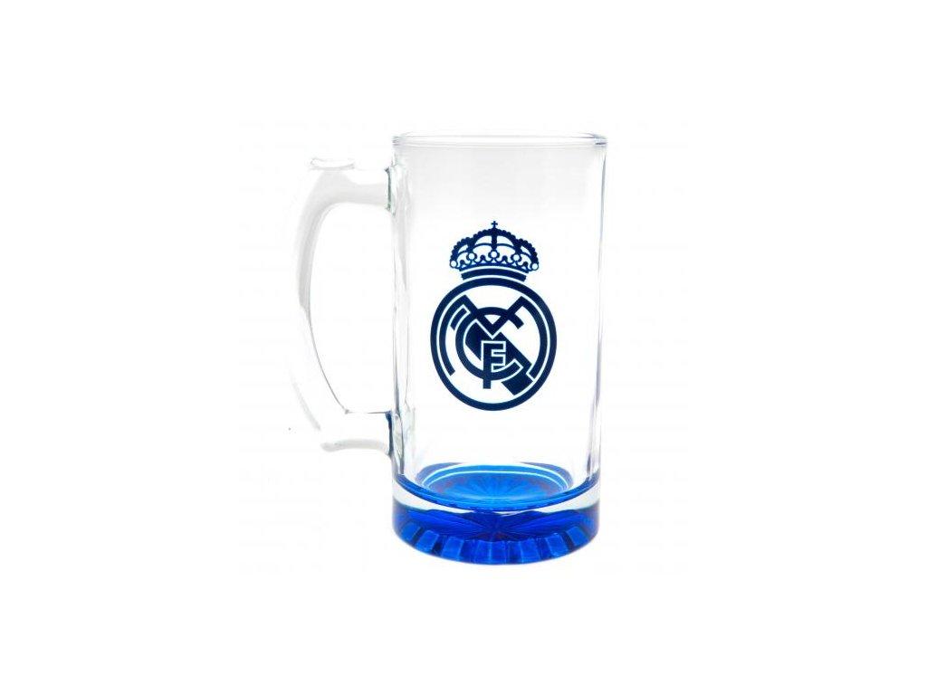 Pivní sklenice Real Madrid 19 fade 425ml