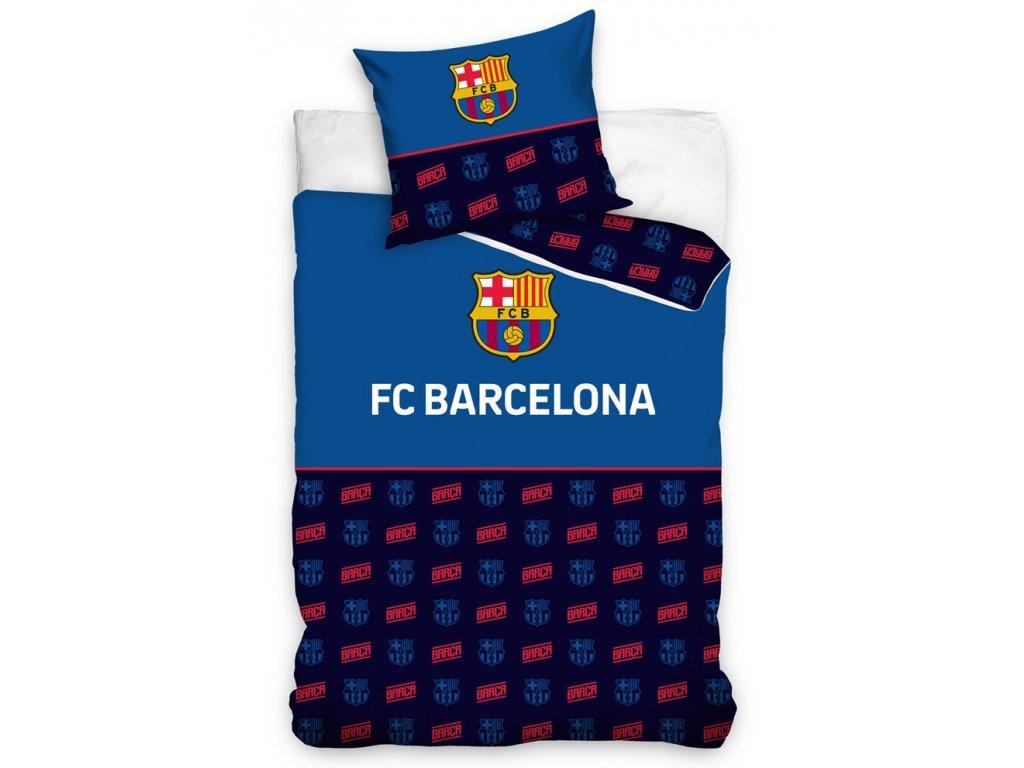 Povlečení FC Barcelona 19 znaky 140/200, 70/90 cm