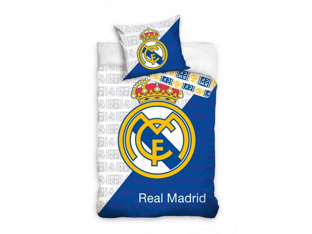Povlečení Real Madrid 20 RMCF 140/200, 70/80 cm