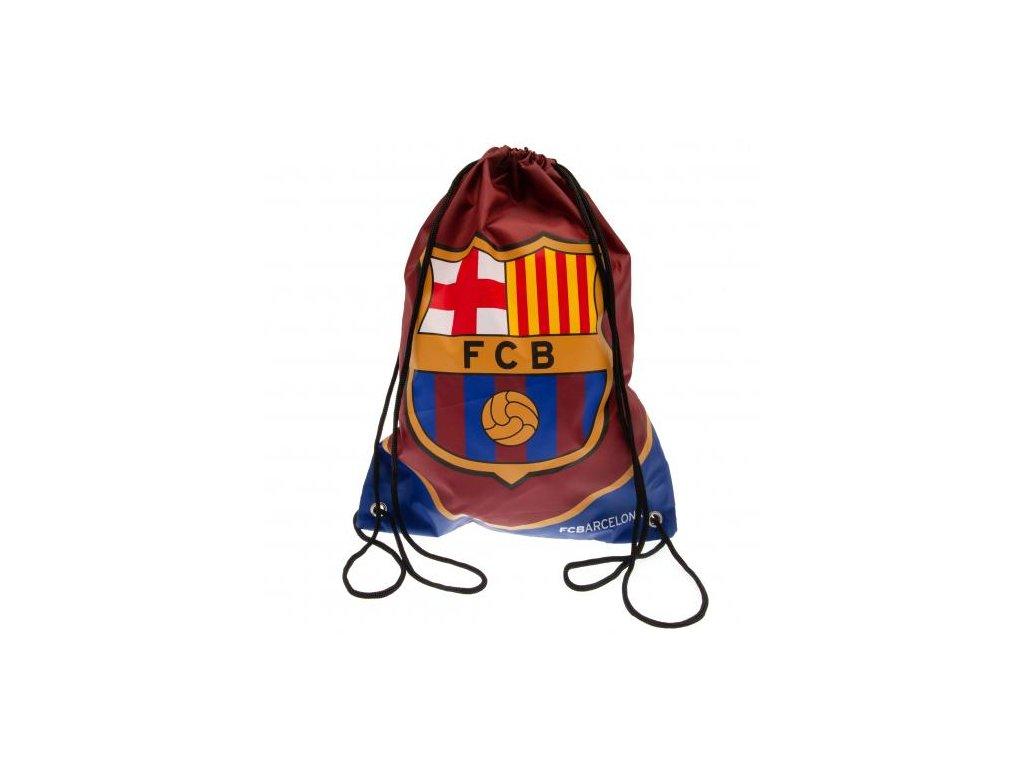 Sáček na přezůvky FC Barcelona SW