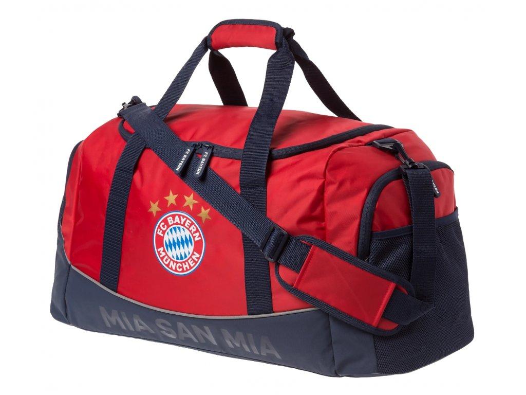 Sportovní taška Bayern Mnichov MIA střední
