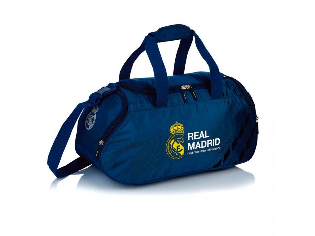 Sportovní/cestovní taška Real Madrid 19/20 modrá