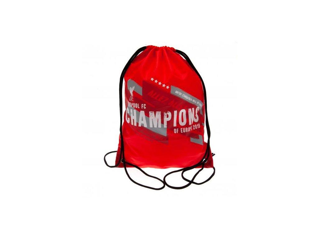 Taška/vak Liverpool FC Champions