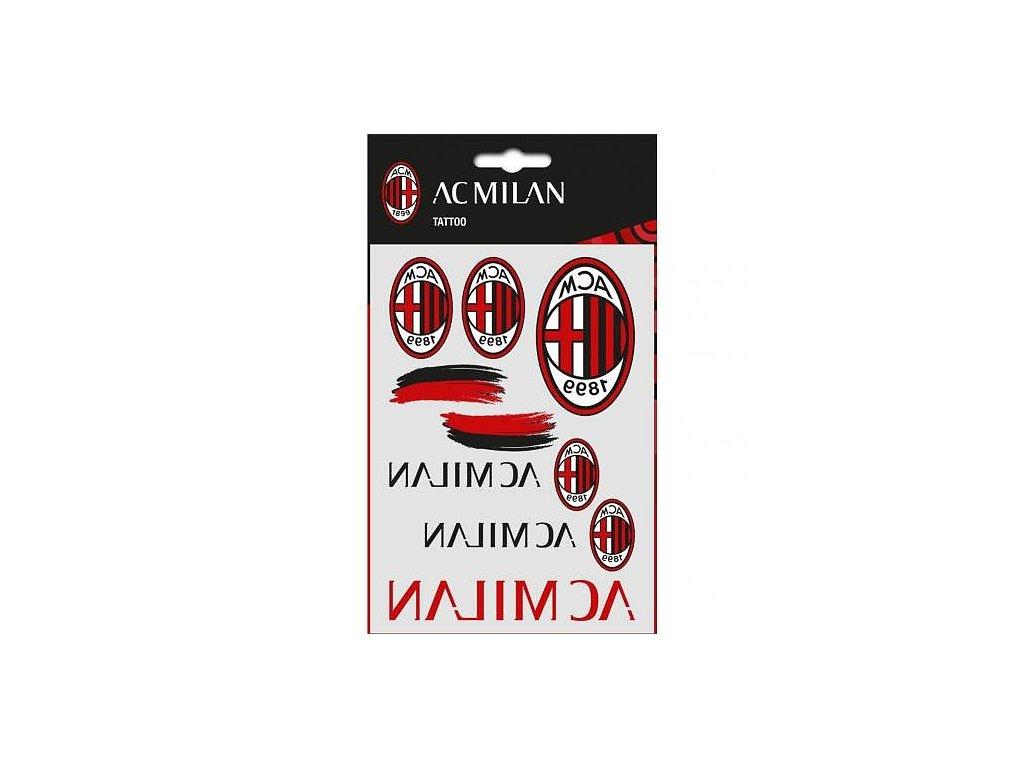 Tetovačky AC Milán 10ks