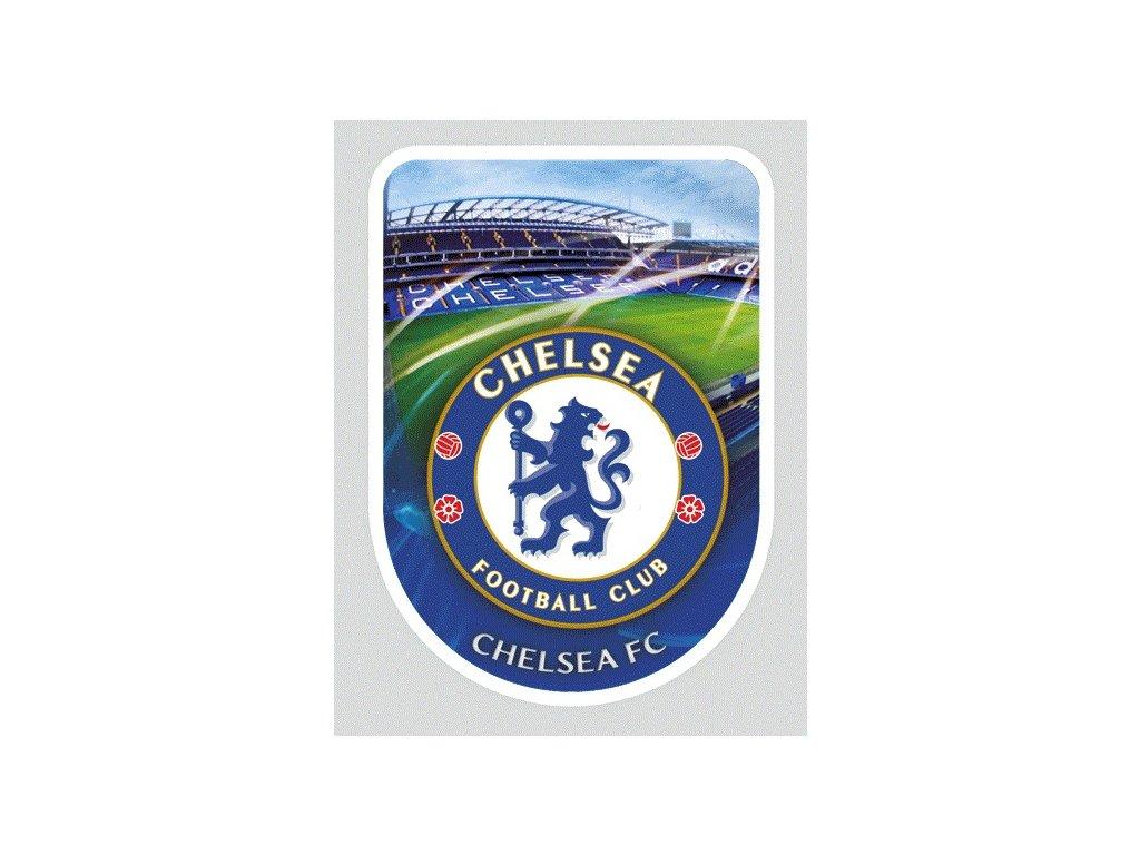 Univerzální 3D samolepka Chelsea
