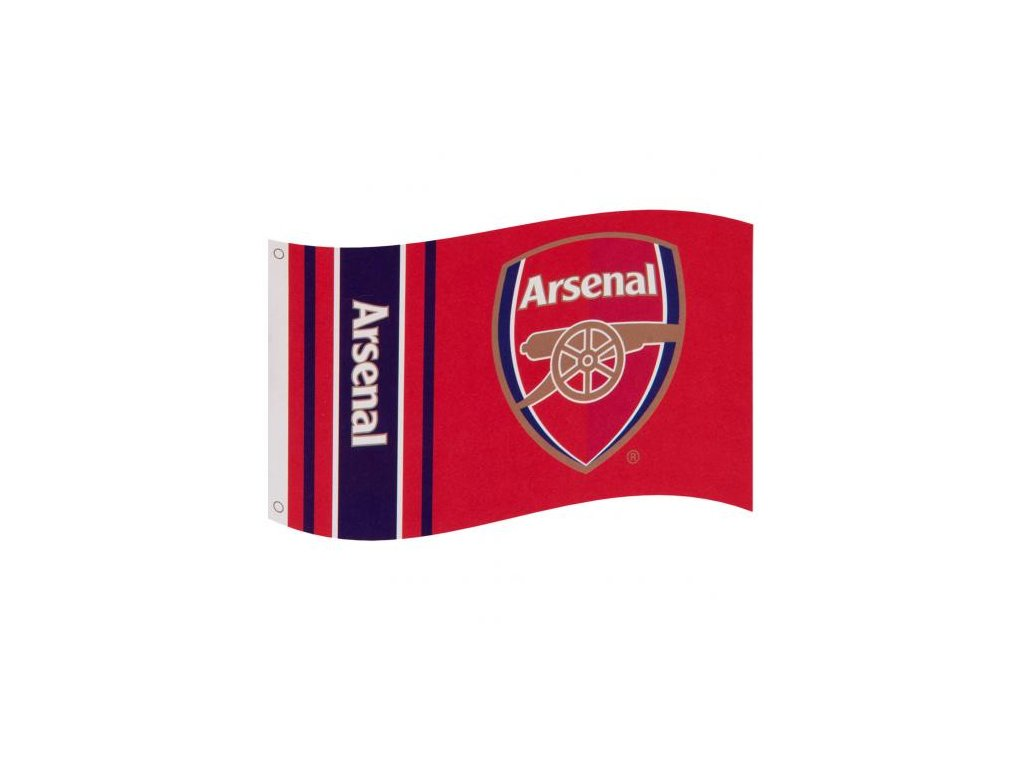 Vlajka Arsenal FC wm