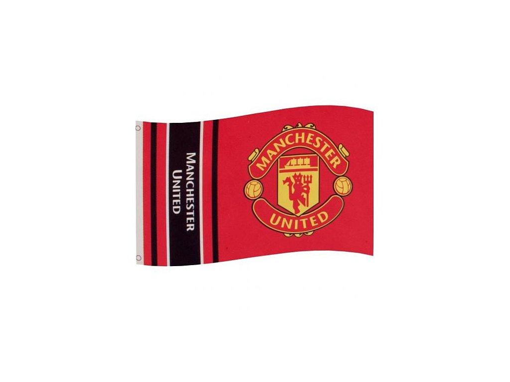 Vlajka Manchester United wm