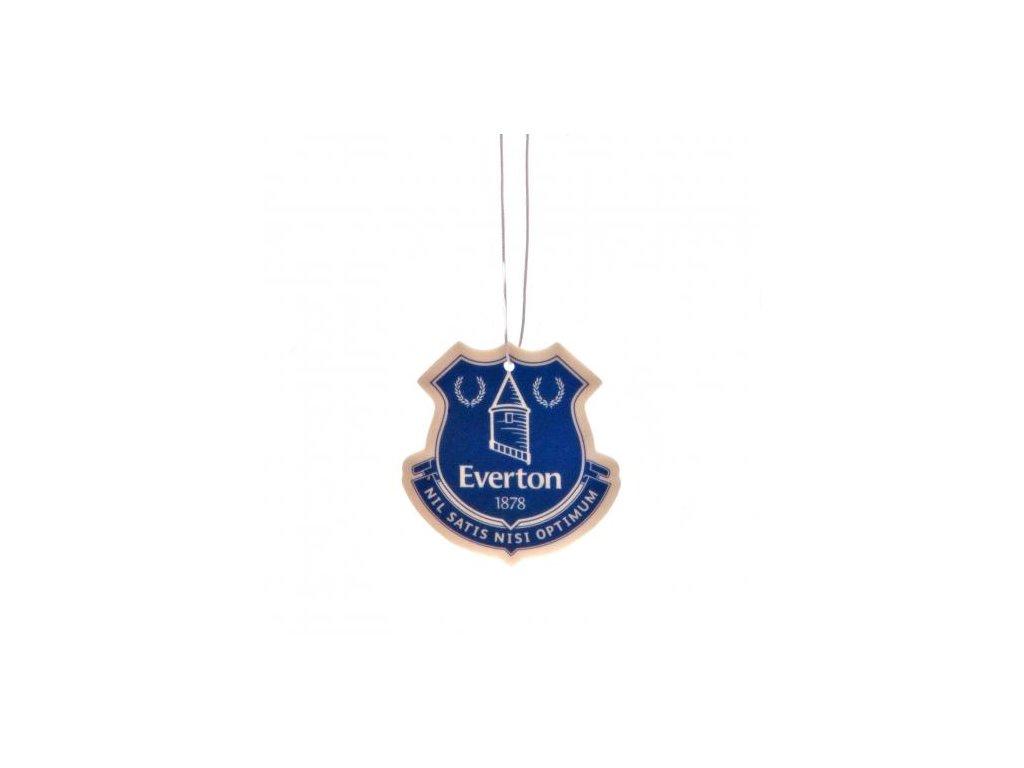 Vůně do auta Everton