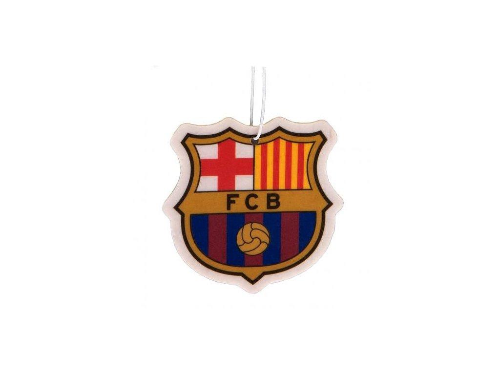 Vůně do auta FC Barcelona 18