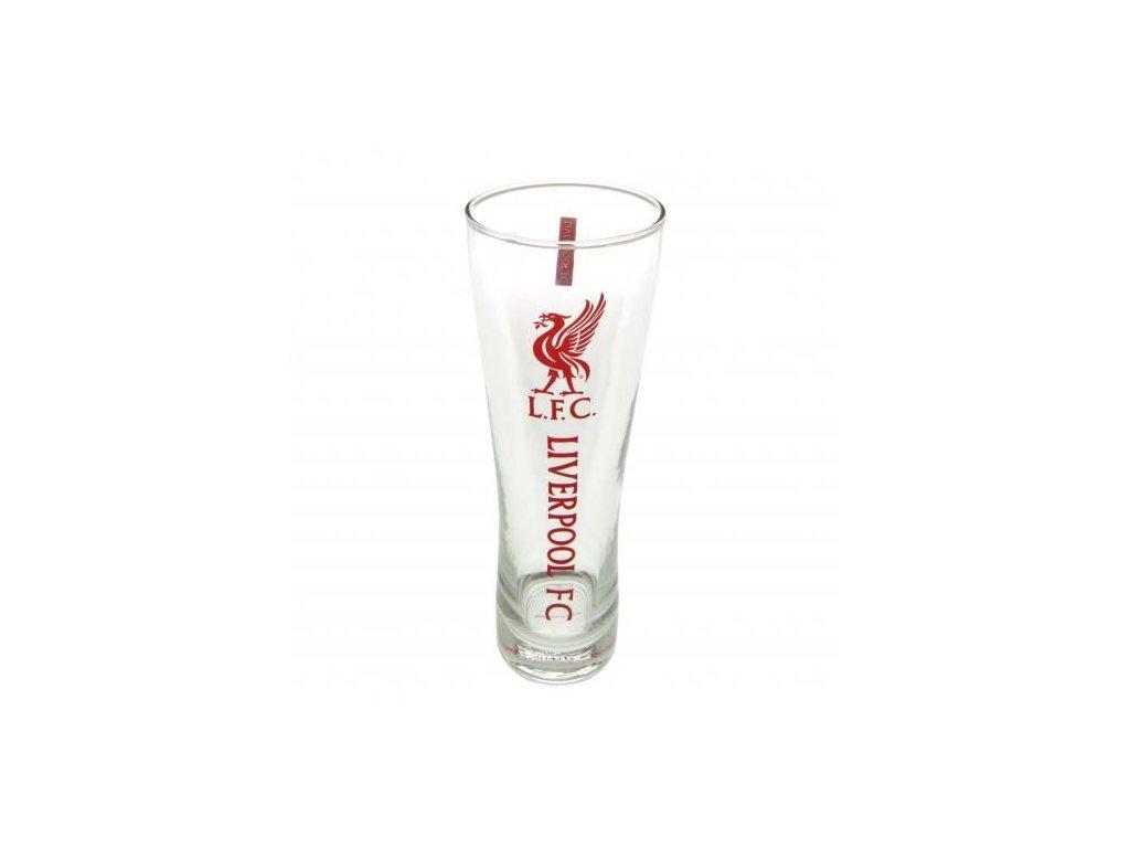 Vysoká pivní sklenice Liverpool 570 ml