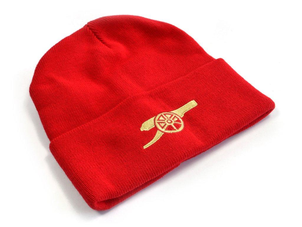 Zimní čepice Arsenal 20 red