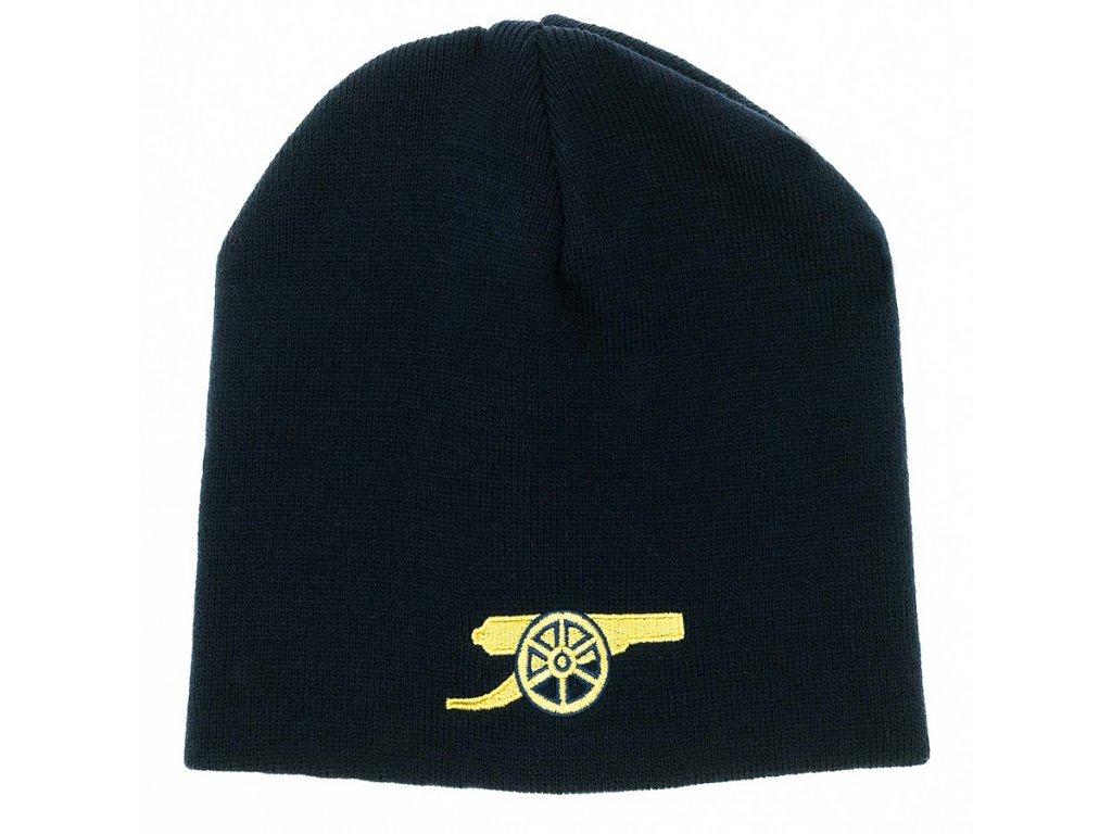 Zimní čepice Arsenal cannon navy