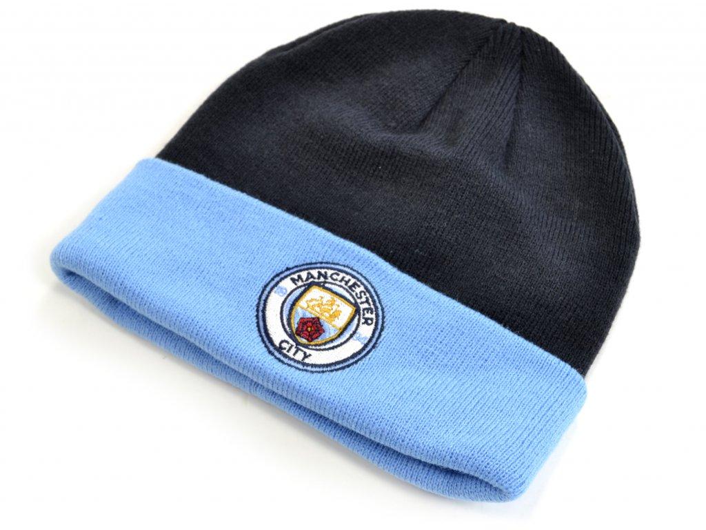 Zimní čepice Manchester City 19