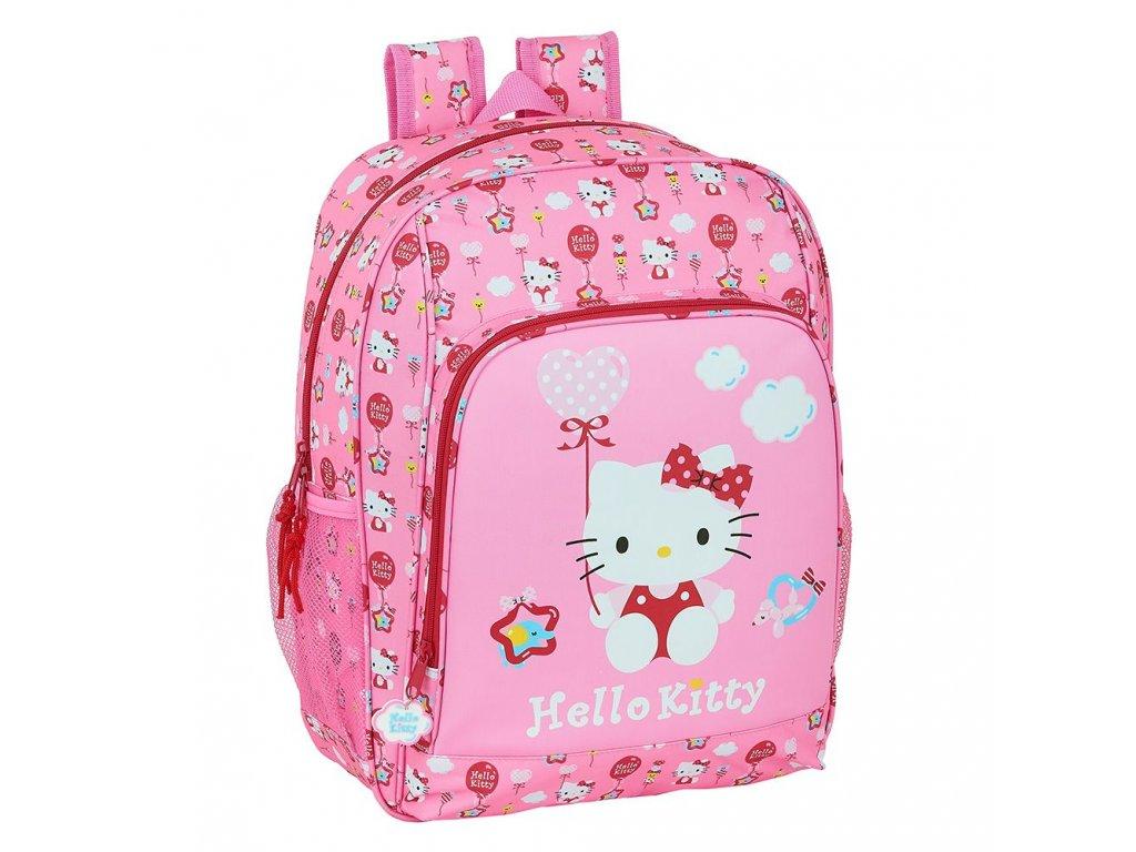 Dětský batoh Hello Kitty : vzor 12016 (objem 17,8 litrů|31 x 41 x 14 cm)