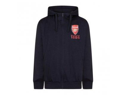 Pánská mikina Arsenal FC navy hoody