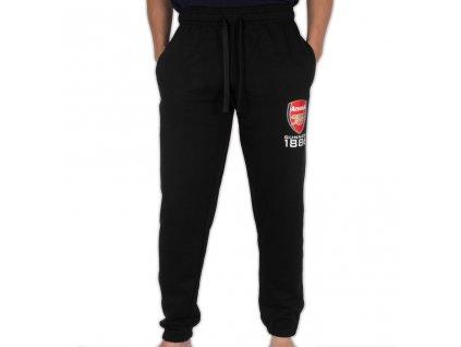 Pánské tepláky Arsenal FC černé