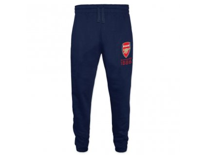 Pánské tepláky Arsenal FC navy