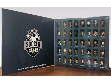 Figurky Fotbal: All Star 40 hráčů (výška 5,0 cm)