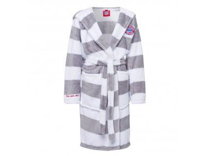 Dětský župan FC Bayern Mnichov stripes
