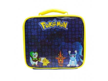 Termo box - taška na svačinu Pokémon: Lenticular (24 x 9 x 22 cm) polyester