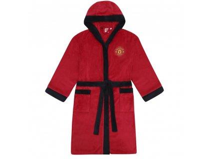 Pánský župan Manchester United červený