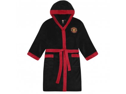 Pánský župan Manchester United černý