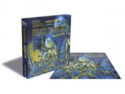 Puzzle Iron Maiden: Live After Death 500 kusů (39 x 39 cm)
