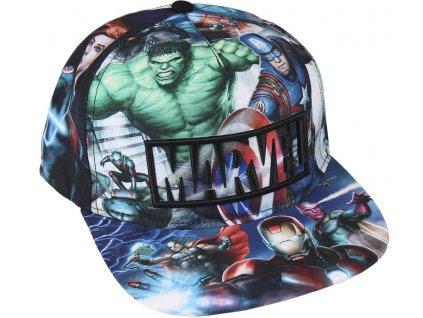 Kšiltovka Marvel: Avengers (obvod 58 cm) multicolor polyester