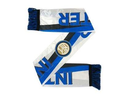 Polyesterová šála Inter Milán WB